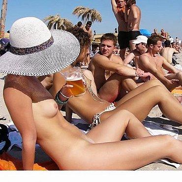 эх натуристы на пляже видео или фото